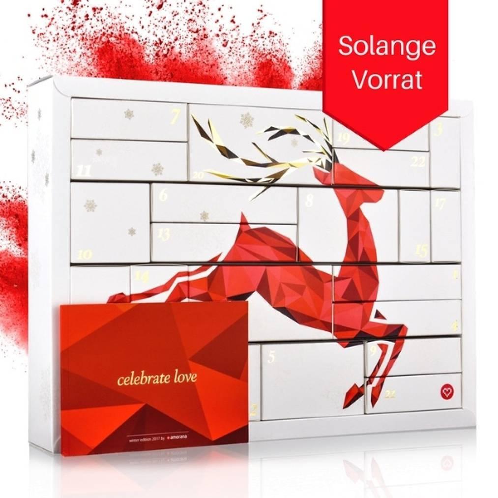 Der Sexspielzeugkalender von Amorana (Bild: Amorana)