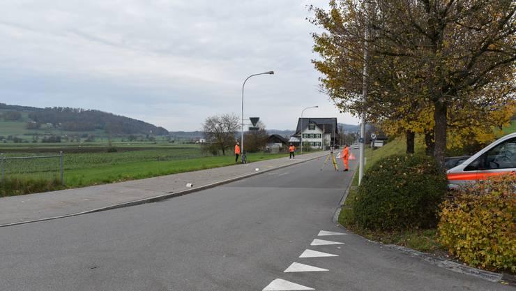 Velofahrer war von Bonstetten in Richtung Wettswil unterwegs, als er verunfallte. (Archivbild)