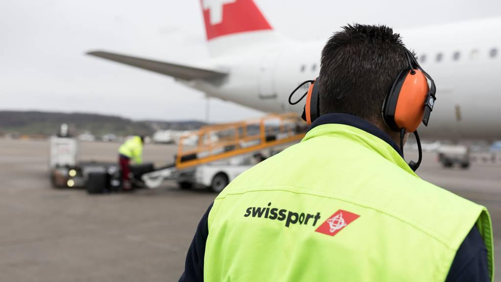 Swissport will die Hälfte der Stellen in Grossbritannien streichen