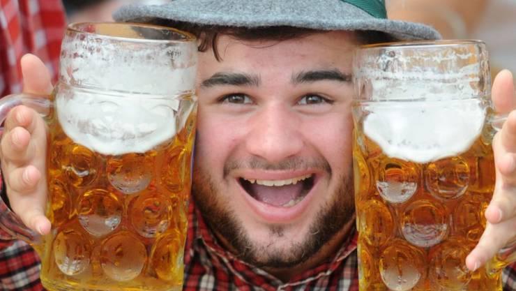 Bier wird auch 2015 in Strömen fliessen.