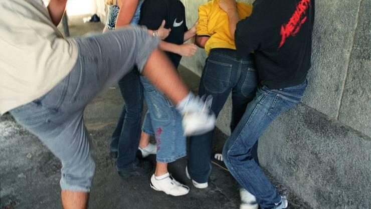 14-Jähriger erfand Raubdelikt in Brugg. (Symbolbild)