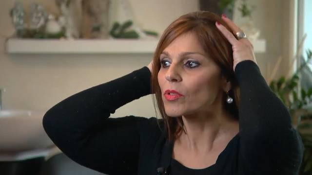 Sie riss sich ihr halbes Leben lang die Haare aus – diese Krankheit hat einen Namen