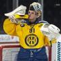 Chancen auf ersten NHL-Einsatz gestiegen: Der ehemalige Davos-Goalie Gilles Senn wurde von den New Jersey Devils ins NHL-Team befördert