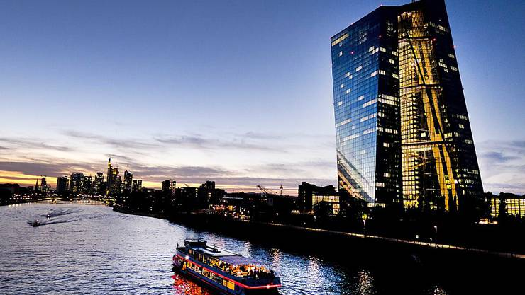 Im Führungsgremium der Europäischen Zentralbank EZB kommt es zu zahlreichen Personalwechseln. (Archivbild)