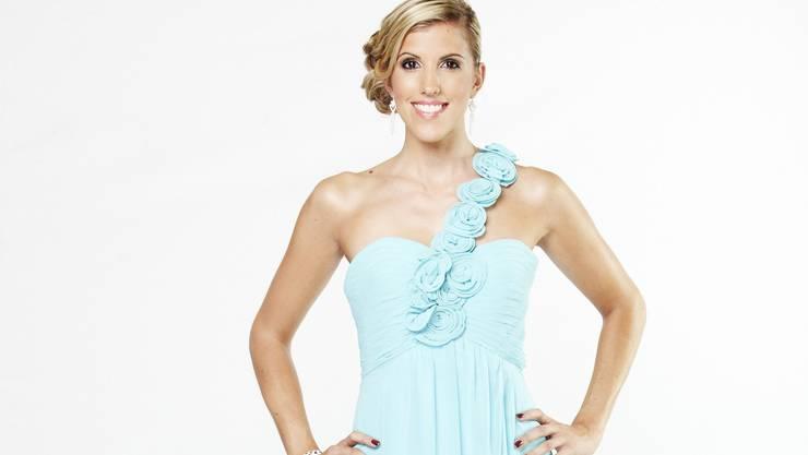 Estelle aus Solothurn ist Kandidatin in der Sendung «Der Bachelor» vn 3+.