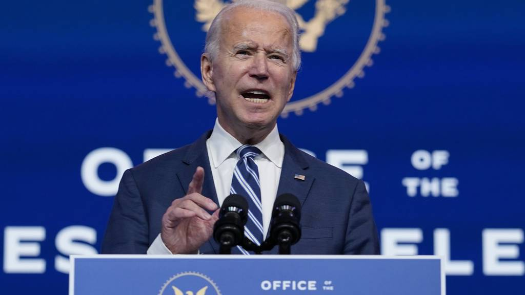 Sender-Prognosen: Biden gewinnt US-Wahl mit 306 Wahlleuten