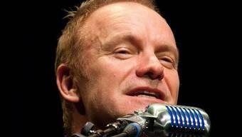 Hat kein Problem mit dem Älterwerden: Sting (Archiv)
