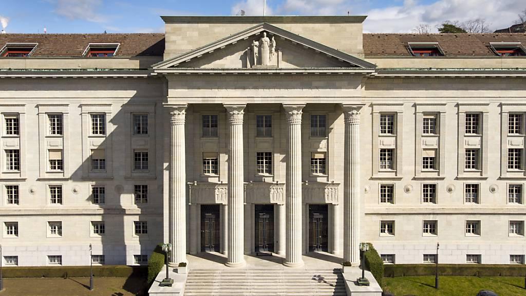 Das Bundesgericht hat die Beschwerde eines Genfer Wachmanns im Zusammenhang mit der Lagerung von Waffen abgewiesen. (Archivbild)