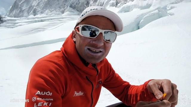 Ueli Steck, der Rekord-Gipfelstürmer