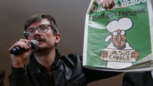 """Steigt bei """"Charlie Hebdo"""" aus: Mohammed-Zeichner Luz (Archiv)"""