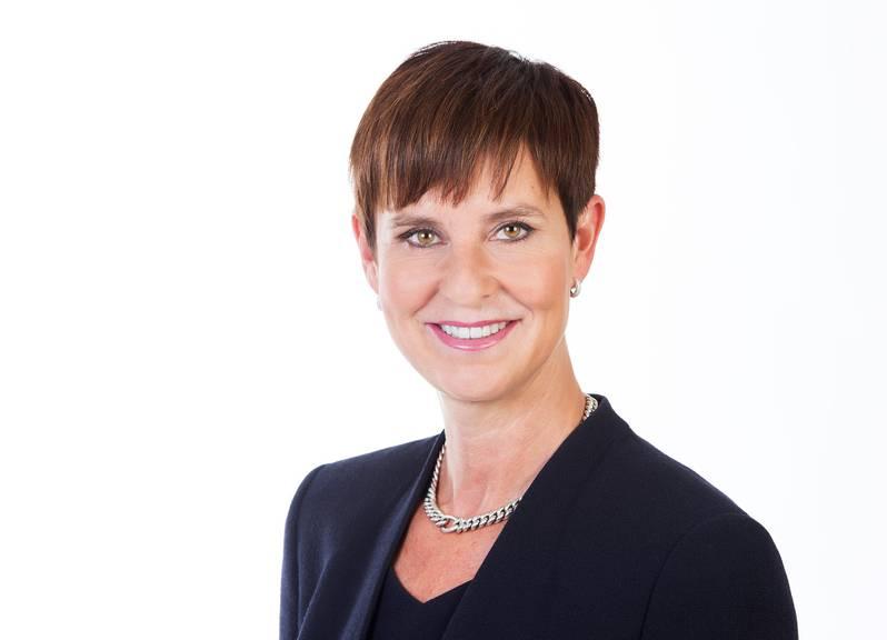 Nadja Ceregato wurde 2015 in die erweiterte Geschäftsleitung der Raiffeisen berufen.