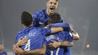 WM-Qualifikationsspiel: Kosovo-Kroatien