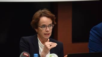 Ein vielversprechender Gewinn, ein Teuerungsausgleich, aber keine Sparübung: Eva Herzogs Budget 2019.