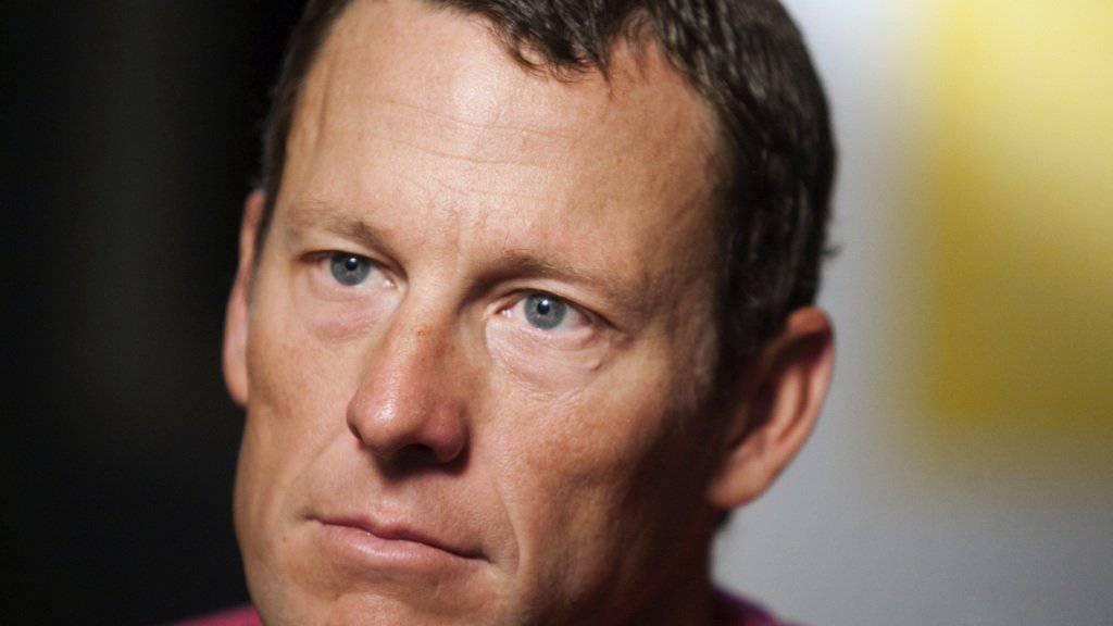 Lance Armstrong droht vor einem Gericht in Washington eine weitere Millionenstrafe