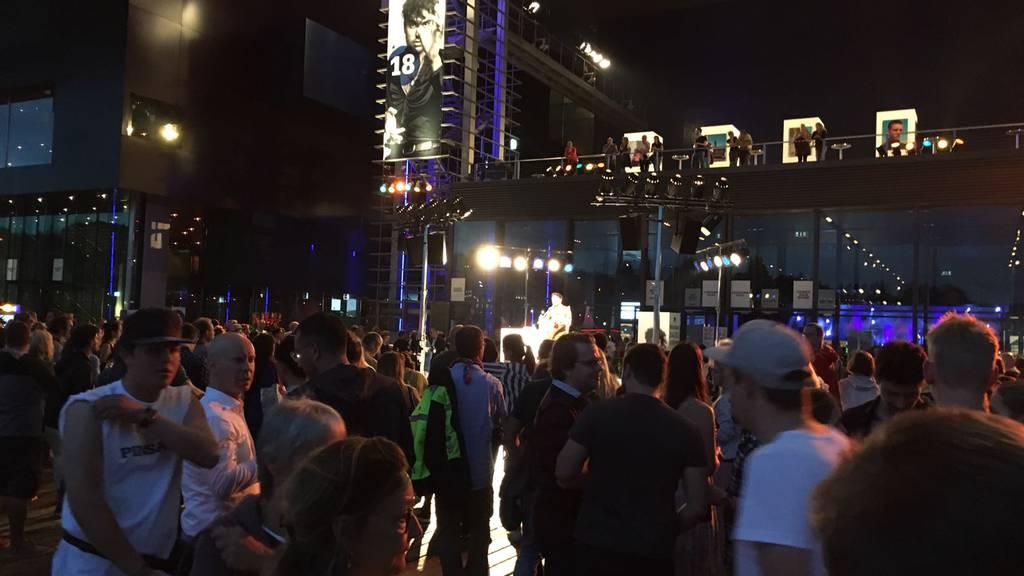 Blue Balls 2018: Das Festival ist eröffnet
