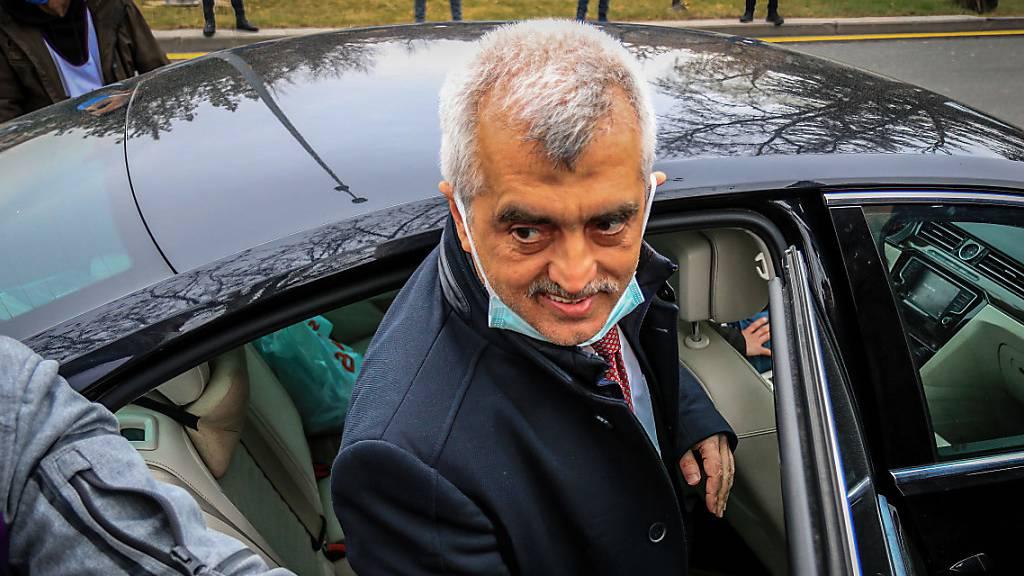 Oppositionspolitiker Gergerlioglu in Türkei wieder Abgeordneter