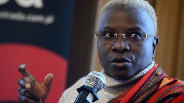 Angelique Kidjo kritisiert den Waffenhandel (Archiv)