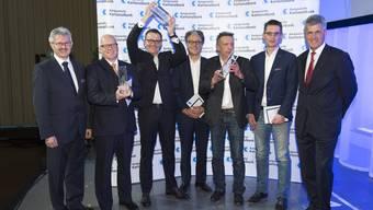 10. Aargauer Unternehmerpreis