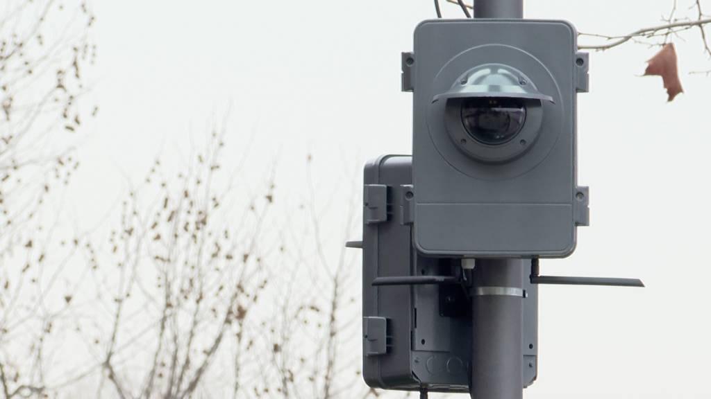 Stadtpolizei Zürich stellt 18 Kameras zur Überwachung auf