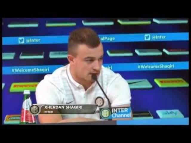 Xherdan Shaqiri im Interview: «Ich will mit Inter Mailand Titel gewinnen»