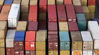 Sowohl die Exporte als auch die Importe zogen im dritten Quartal wieder etwas an. (Symbolbild)