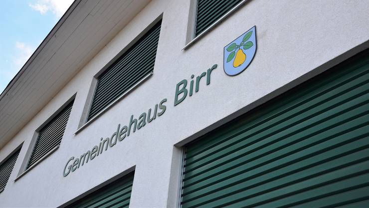 Birr braucht einen neuen Gemeindeschreiber. (Archiv)