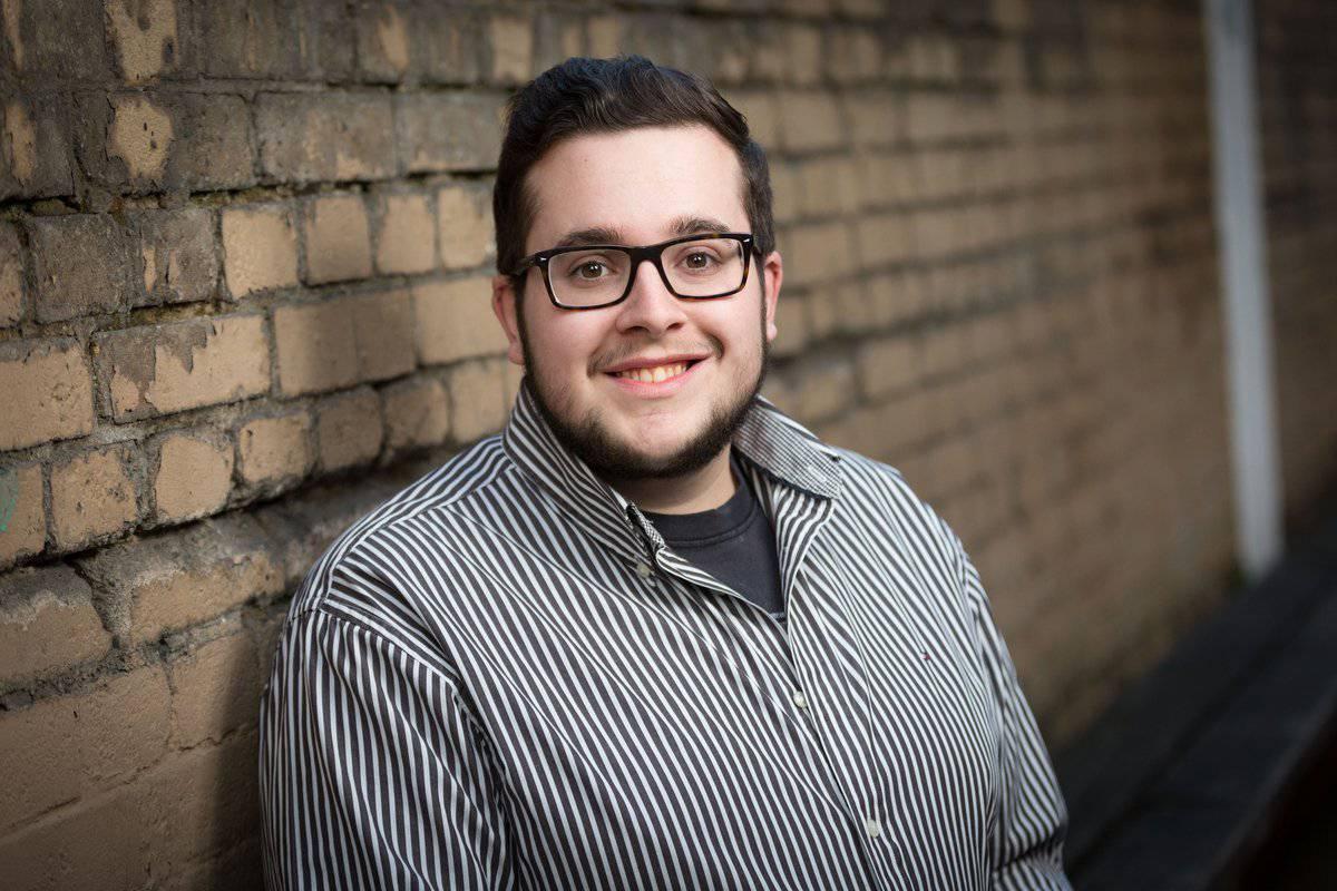 Atheist Sandro Bucher (Bild: PD/Raphael Hünerfauth)