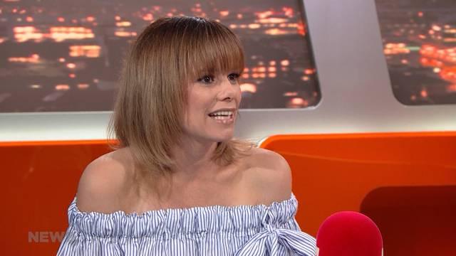 Francine Jordi besiegte Brustkrebs