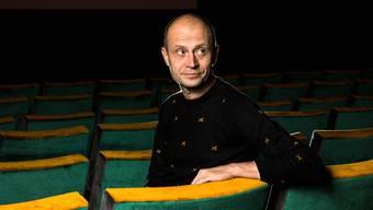 Will sich auf das Kino als Alltagsritual konzentrieren: Frank Braun im Kino Riffraff in Zürich.