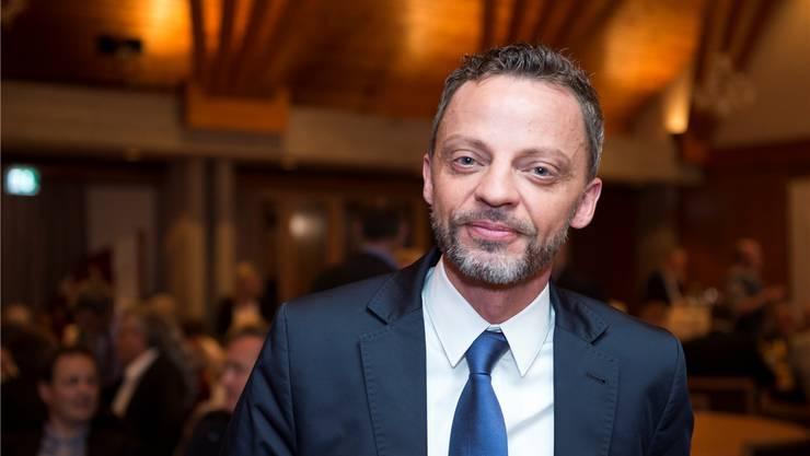 Widerspricht Justizministerin Sommaruga im Falle der Durchsetzungsinitiative: SVP-Nationalrat Hans-Ueli Vogt. (Archiv)
