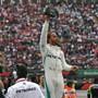 Lewis Hamilton: Als fünffacher Weltmeister lässt sich gut feiern