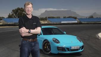 Walter Röhrl und Porsche 911 GTS