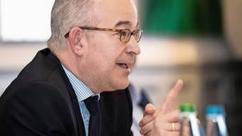 Will die Härtefallklausel streichen: SVP-Nationalrat Gregor Rutz.
