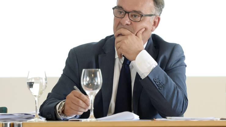 Der Schweizer Bankenombudsman Marco Franchetti wurde 2016 vor allem wegen Gebührenerhöhungen auf Trab gehalten