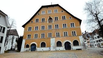 Umbauten stehen an: Dringende bauliche Massnahmen sollen im Museum Altes Zeughaus Solothurn für neue Impulse sorgen.