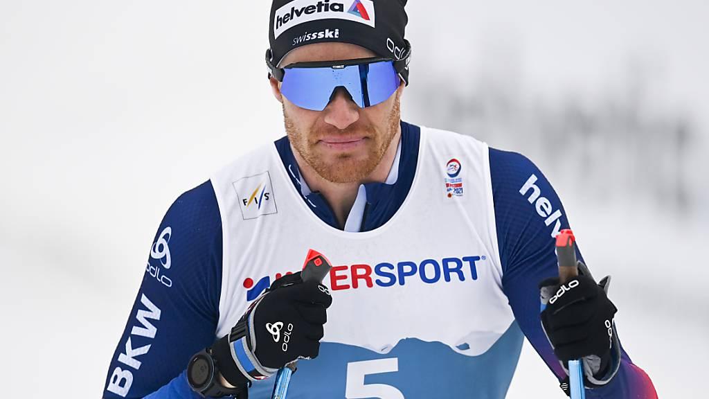 Möchte zum Abschluss der Weltcupsaison in der Heimat nochmals ein Spitzenresultat herausholen: Dario Cologna
