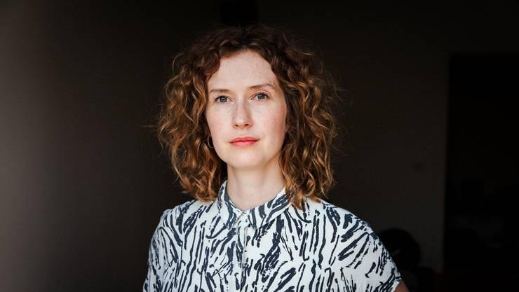 Katja Lewina. (Bild: Steffen Roth)