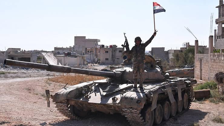 Eine angebliche Feuerpause in Syrien bezeichnet unser Korrespondent Thomas Seibert als «Etikettenschwindel».