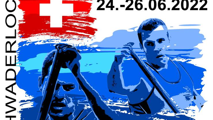 Schweizermeisterschaft und Rayonwettfahren der Pontoniere 2022 in Schwaderloch