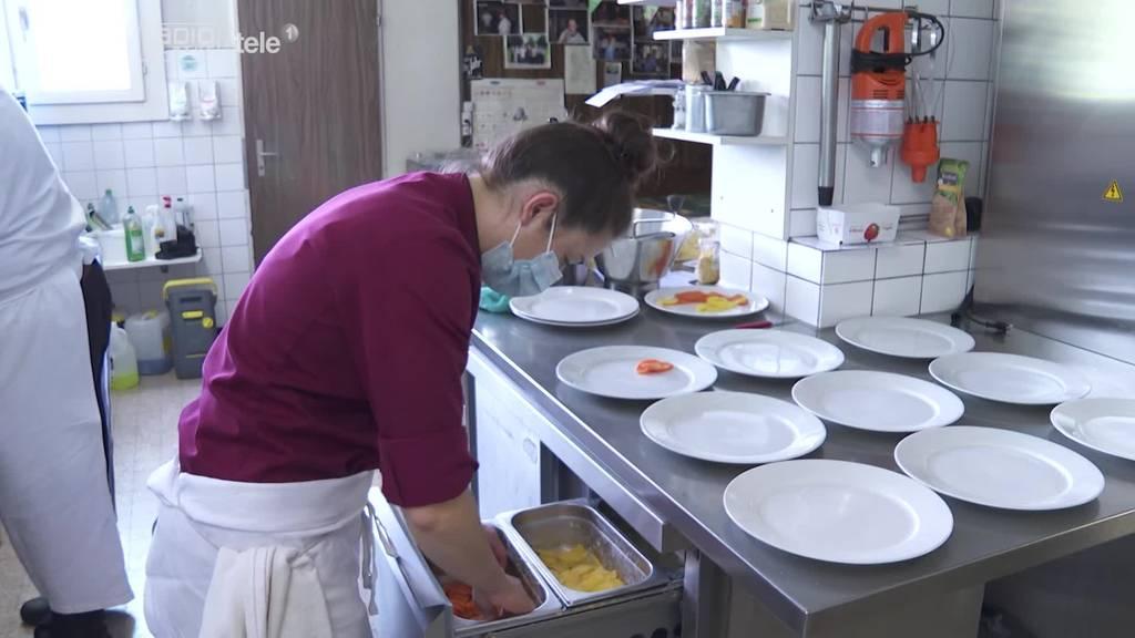 Weil viele in der Krise umsatteln, fehlt der Gastronomie das Personal