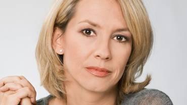 Christine Maier Moderatorin 10vor10, Moderatorin und Redaktionsleiterin Club 2007 und neu Chefredaktuerin des «SonntagsBlick» Bild: SRF/Oscar Alessio