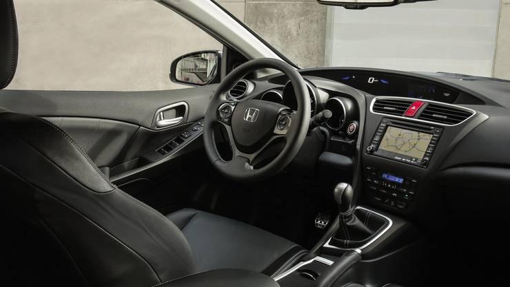 Honda Civic Tourer Innenraum