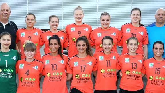 Das Team der HSG Leimental möchte das letzte Spiel erfolgreich gestalten.