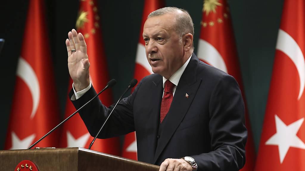 Türkei entsendet erneut Erkundungsschiff ins östliche Mittelmeer