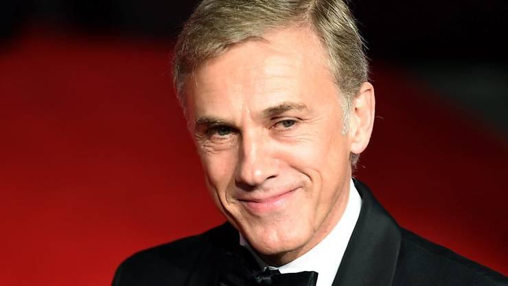 Doppel-Oscar-Preisträger Christoph Waltz wird heute 60. (Archivbild)