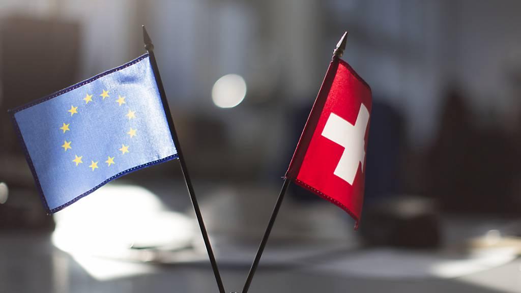 Harter Brexit hilft der Schweiz