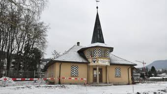 Ungewisse Zukunft für das gerettete Aarauer Schützenhaus. Bild: Roman Schenkel