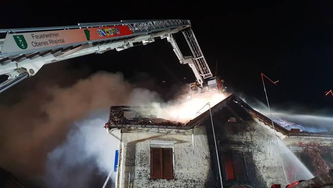 Opfer des Brandes in Oberriet SG identifiziert - Nau