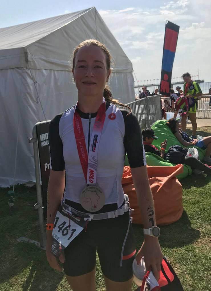 Sophie Herzog, 3. IM 70.3, Port Elizabeth