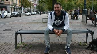 Nico Grüniger wird am kommenden Samstag seine Qualitäten als Alleinunterhalter unter Beweis stellen. Aru